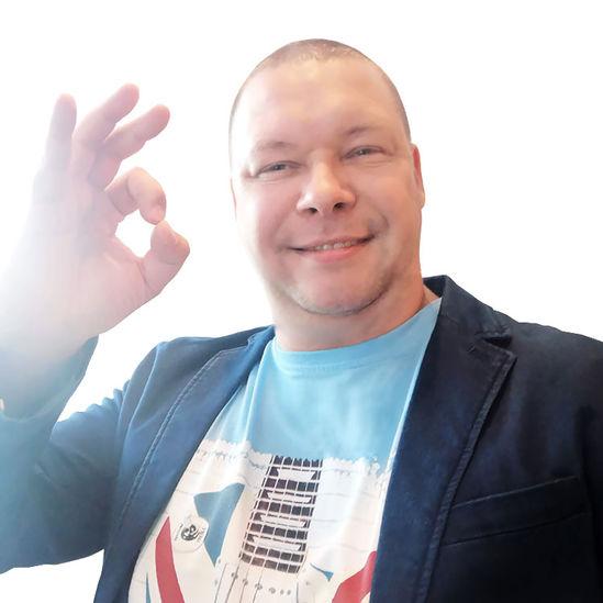 Дмитрий Чёрный - специалист по маркетингу и продвижению